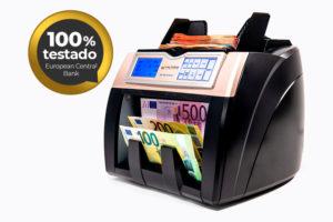 Contadores /Detectores de billetes falsos