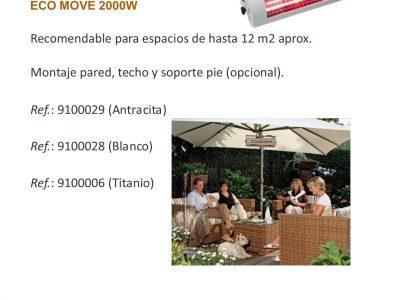 Solamagic Eco Move 2000w
